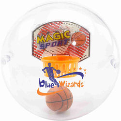 Basketball Sphere Game is Challenging and Fun!