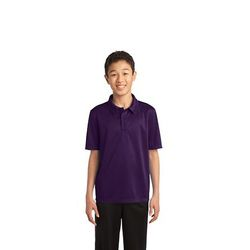 Youth  Silk Touch Performance Moisture-Wicking Polo (Good)