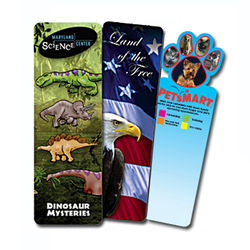 Bookmarks with Full Color Printing