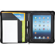 Junior-Size eTech Zippered Writing Pad (Holds iPad or iPad Mini)