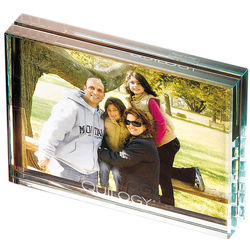 4x6 Atrium Glass Desk Frame