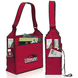 "16"" x 14"" Non-Woven Ultimate Event Shoulder Tote"