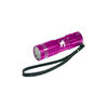 Compact Flashlight - 9 LED - Includes Wrist Strap - Style #1