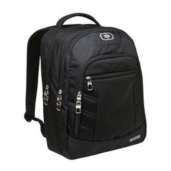 "OGIO ® Streamlined-Size Compu-Backpack Holds 16"" Laptops"