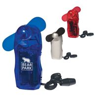 Beat the Heat - Mini Personal Fan Makes a Great Giveaway at Outdoor Events