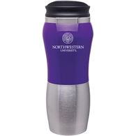 14 oz. Acrylic and Stainless Steel Travel Tumbler with Stainless Steel Liner