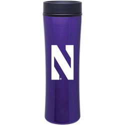 16 oz. Stainless Steel Tumbler with Plastic Liner