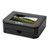 Leatherette Desk Box with 6