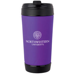 17 oz. Tumbler with Soft-Grip Insulated Sleeve