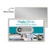 Dental Floss in Business Card Case w/ Mirror