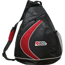 Lightweight Sling Bag with Water Bottle Pocket & Ear Bud Port