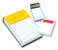 Executive Note Pad Made From Rich Italian Synthetic Leather (in 30 colors!)