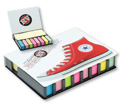 Sticky Note Box with Full Color Imprint