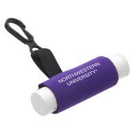 Clip-It Lip Balm Holder with SPF15 Lip Balm Tube