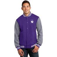 Men's  Sweatshirt Letterman Jacket