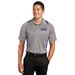 Mens'  Heather Colorblock Contender Polo