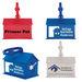 Pet Waste Bag Dispenser Shaped Like a Dog House