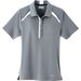Quick Ship LADIES' Wicking Polo with Athletic Detailing