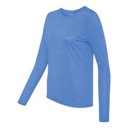 Ladies' Super Soft Wicking Long Sleeve T-Shirt