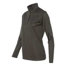 Ladies' Quarter Zip Lightweight Pullover