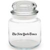 16 oz Round Glass Jar - Empty