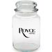 26 oz Round Glass Jars