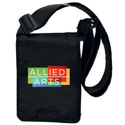 Non-Woven Crossbody Sling Bag - Full Color Printing