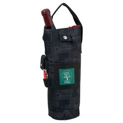 Polyester Wine Tote Bag