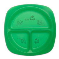 Children's Portion Plate Reinforces Healthy Eating Habits at an Early Age