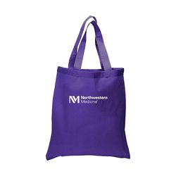 "15"" x 16"" Classic Cotton Meeting Tote (Expanded Colors)"