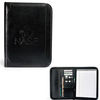 Letter-Size Vintage Leather Zippered E-Padfolio (Holds up to 10