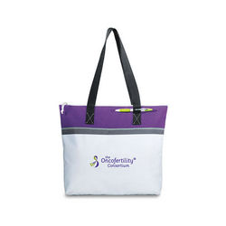 """14"""" x 17"""" Polyester Convention Tote"""