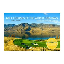 Golf Courses of the World Book: 365 Days