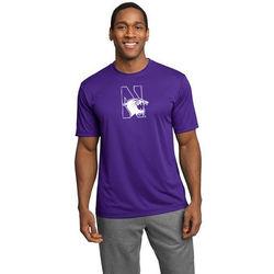 Men's 100% Polyester Moisture-Wicking T-Shirt (Good)