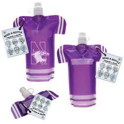 Sports Jersey Flat, Foldable Water Bag