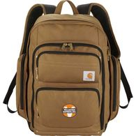Carhartt® Signature Deluxe Work Compu-Backpack - Holds 17
