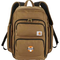 "Carhartt® Signature Deluxe Work Compu-Backpack - Holds 17"" Laptop"