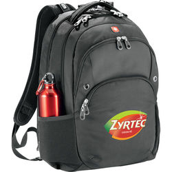 Wenger® Swiss Army Scan Smart Compu-Backpack