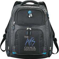 Zoom® TSA Compliant Compu-Backpack Holds Most 15