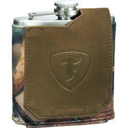 6 oz Hunt Valley® Camouflage Stainless Steel and Camouflage Flask
