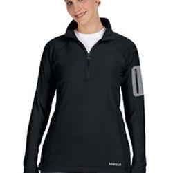 Marmot ® Ladies' Half-Zip Microfleece Jacket
