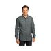 Men's Long Sleeve Washed Woven Shirt