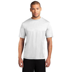 Men's Value Priced 100% Polyester Moisture-Wicking T-Shirt
