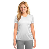 Ladies' 100% Polyester Wicking T-Shirt - GOOD