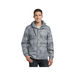 Men's Brushstroke Print Insulated Jacket