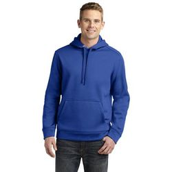 Adult Water-Repellant Pullover Hooded Sweatshirt