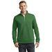 Adult Water-Repellant 1/4 Zip Sweatshirt with Collar