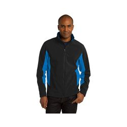 Men's Core Colorblock Soft Shell Jacket