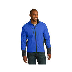 Men's Vertical Soft Shell Jacket