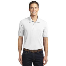 Men's 5-in-1 Performance Pique Moisture-Wicking Polo